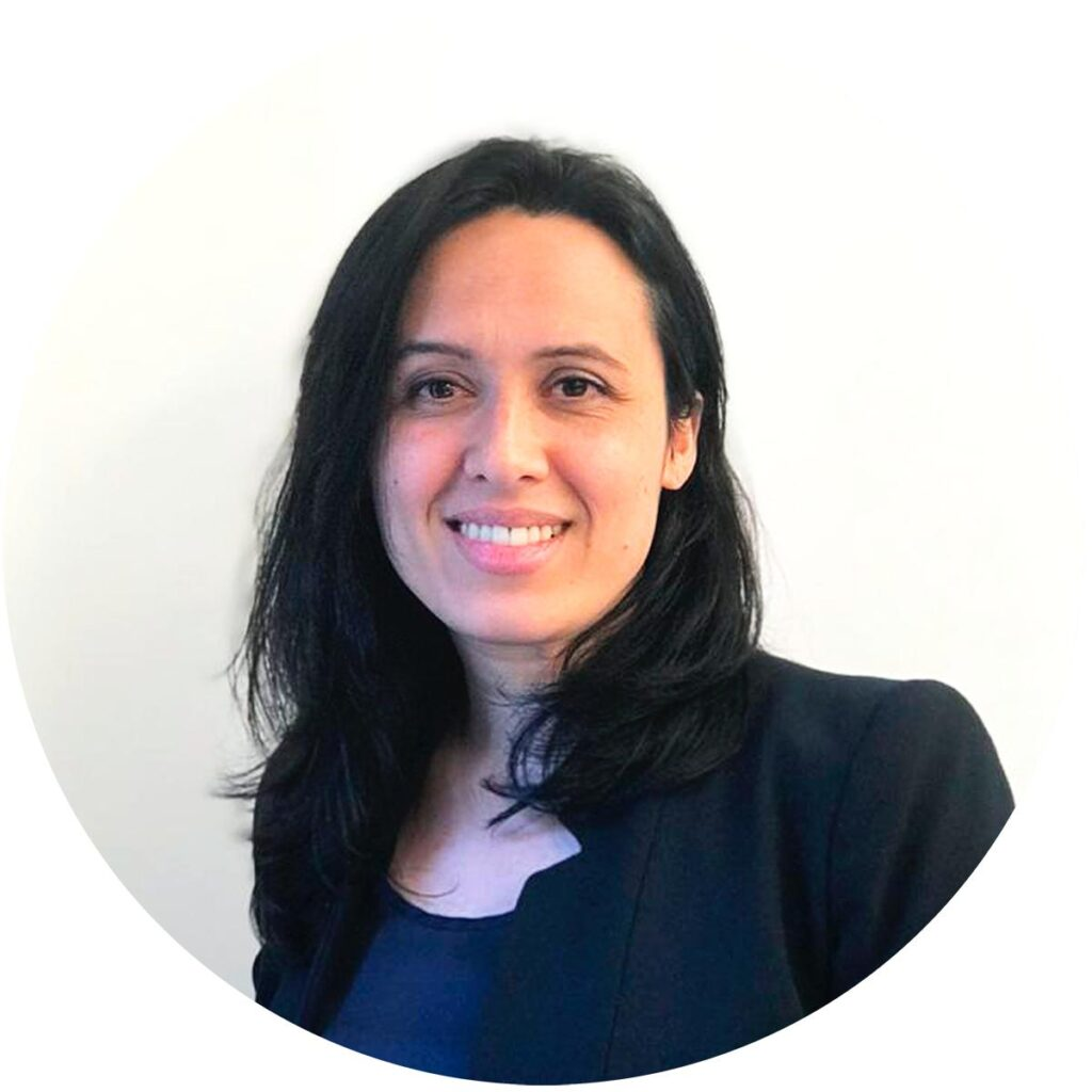 Estefania Mariel Echevarria